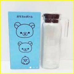 ☆新品☆リラックマ*ローソン限定・ガラスのボトル・非売品