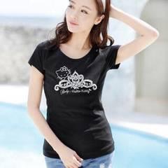 ★Rady★Hello KittyティアラTシャツ ブラック 新品タグ付き☆