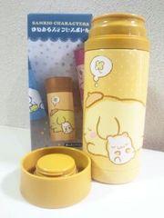感謝祭sanrio/ポムポムプリンゆめみるステンレスボトル350ml