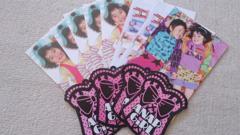 ★ANAPkidsポストカード9枚&ガールシール4枚★