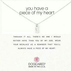 願いの叶うネックレス you have a piece of my heart