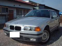 激安売切BMW318I検付右ハンドル