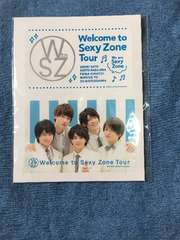 sexy zone★Welcome to sexy zone Tour2016グッズ