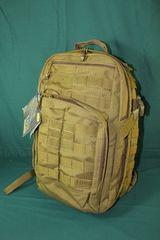 米軍実物 5.11RUSH12 レア色コヨーテ タクティカル バッグ 新品