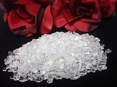 【送料無料】高透明ヒマラヤ水晶さざれ石チップ100g・浄化用