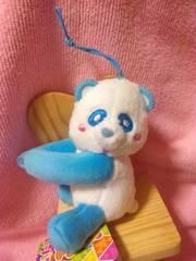 ■AAA與真司郎■え〜パンダ抱きつきマスコット■