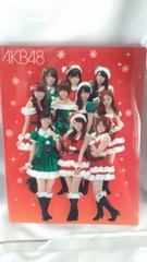 2012年★AKB48クリスマスクリアファイル&A4ポスター32枚以上