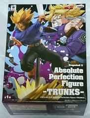 ドラゴンボールZ Absolute Perfection Figure TRUNKS トランクス