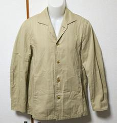 MONSIEUR NICOLE(ニコル)のテーラードジャケット、ミリタリー