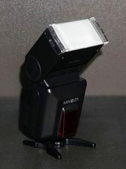 Konica Minolta プログラムフラッシュ3600HS(D) 完動美品