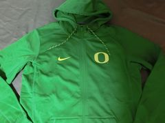 Nike【THERMA-FIT】OREGON DUCKSパーカーUS M