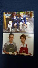 上地雄輔 遊助 小泉孝太郎 DVD購入特典ポストカード2枚 非売品