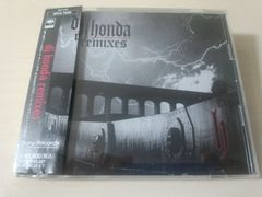 CD「dj honda Remixes」廃盤●