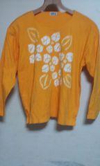 絞り染めTシャツL