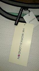 【HK works London】トップス*白/ホワイト*M*しまむら