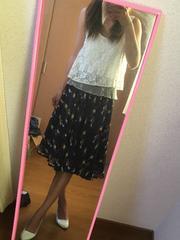 スライ☆新品ミモレ丈スカート