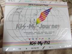 新品同様キスマイ2014ConcertTourKis-My-JourneyDVD