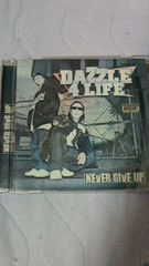 DAZZLE 4 LIFE〓NEVER GIVE UP〓DS455〓TALK BOX〓ウエッサイ