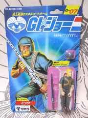 1986年【TAKARAタカラ】 G.I.ジョー『ミック/機関銃手』(G-07) 未開封