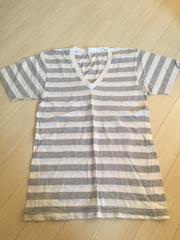 American Apparel アメリカンアパレル ボーダーTシャツ