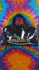 VonDutch・゜×デカいエナメルバッグ・゜†