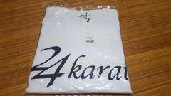 24karats☆長袖Tシャツ☆L☆