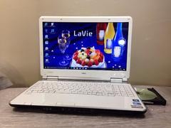 NEC 大画面Lavie! Core i3 Win10/wi-fi/DVDマルチ
