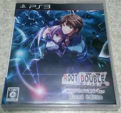 ROOT DOUBLE Before Crime After Days Xtend edition ルートダブル