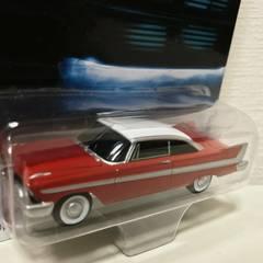 AW/'58 Plymouthプリムス Furyフューリー 1/64 クリスティーン