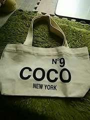 COCO トートバック
