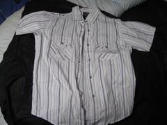 シンプルシャツ2枚セットsmart jack street