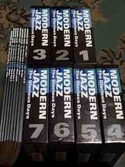 モダンジャズの時代 3枚組BOX7セット 計21枚組