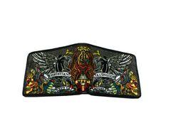 最終セール新品送込ChristianAudigierクリスチャンオードジェー刺繍パンサー財布