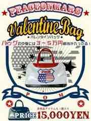 PEACEONMARS(ピースオンマーズ)バレンタインバッグ福袋S