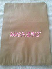 発送にも★R10サイズ平袋☆大きめA4サイズ紙袋40枚