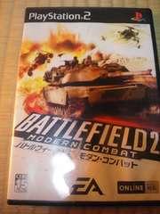PS2ソフト バトルフィールド2 モダンコンバット ミリタリー 戦争