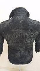 INTHEATTICK(インジアティック)7分刺繍シャツ BOBSFUGA系