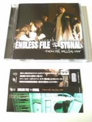 (CD)ENDLESS FILE&SYGNAL/エンドレスファイルアンドシグナル☆FROM THE…
