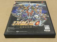 PS2☆第3次スーパーロボット大戦α終焉の銀河へ☆