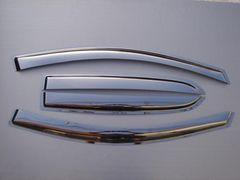 日産 ドアバイザー/サイドバイザー ティーダラティオ C11