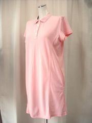【Marvelous】【未使用品】ソフトピンクのシャツミニワンピース