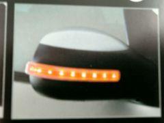 汎用LEDドアミラーウィンカー(貼り付けタイプ)type2
