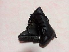 ブライス用ショートブーツ黒