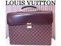 ルイヴィトン ダミエライン アルトナGM ビジネスバッグ 書類鞄 N53312★dot