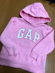 baby gap ピンク パーカー 110