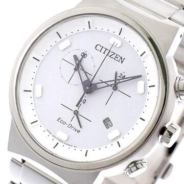 シチズン 腕時計 メンズ AT2400-81A エコドライブ クォーツ