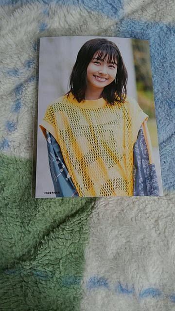 AKB48 11月のアンクレット松岡はな特典写真  < タレントグッズの