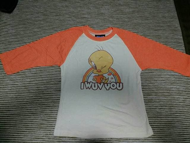 JUNK FOOD tweety Tシャツ トゥイーティー 新品 ジャンクフード  < ブランドの