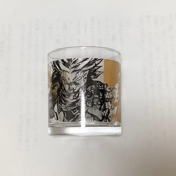 一番くじ ドラゴンボール 墨式グラス トランクス