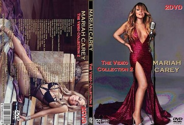 マライアキャリー・Video Collection 2 プロモPV集・MARIAH CAREY